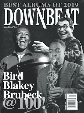 Best Jazz Albums 2020.Downbeat Magazine