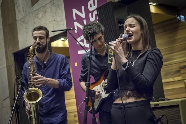 Cintia Horvath Quartet