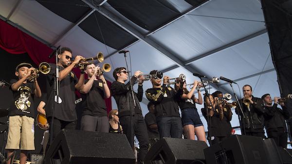 Photo of Trumpet Mafia