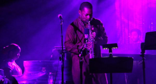 Photo of Ravi Coltrane