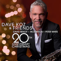 Dave Koz and Friends album cover