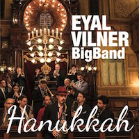 Eyal Vilner album cover