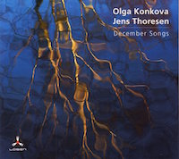 Olga Konkova and Jens Thoresen album cover