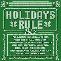 Holidays Rule, Volume 2 album cover