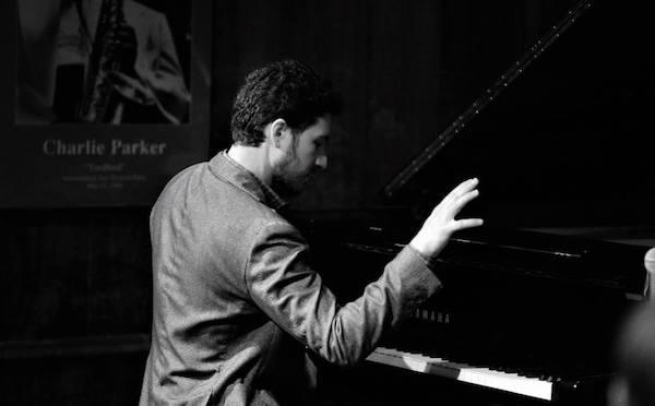 Pianist Emmet Cohen performs on April 24 at Chris' Jazz Café during the Philadelphia Jazz Festival.