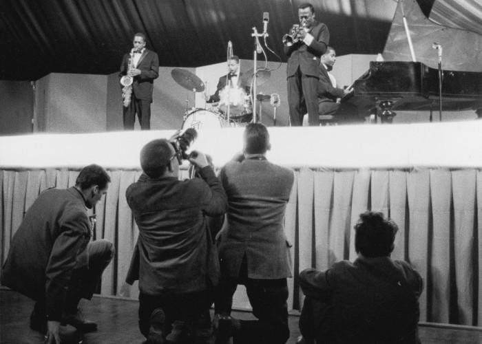 Miles Davis & John Coltrane: Display of Different Minds