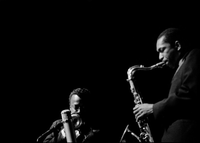 Miles Davis & John Coltrane: Display of Different Minds
